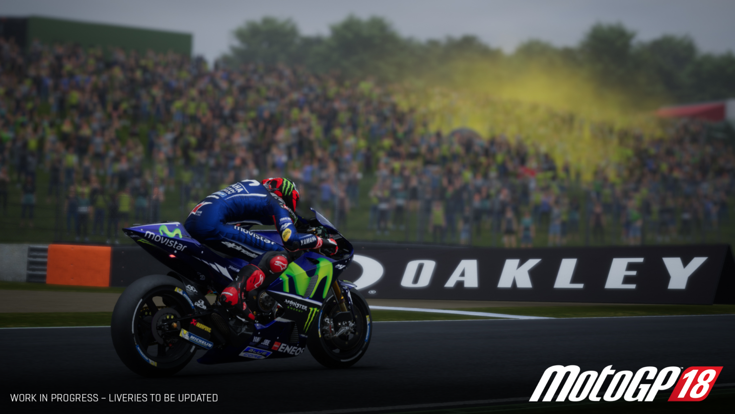 MotoGP18 Officially Revealed; Franchise Makes Nintendo Switch Debut