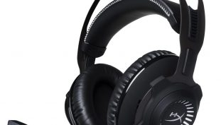 HyperX Adds Cloud Revolver Gunmetal to Gaming Headset Range