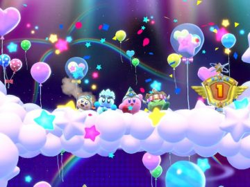 Kirby: Star Allies – All Big Button Locations | Extra Stages Guide