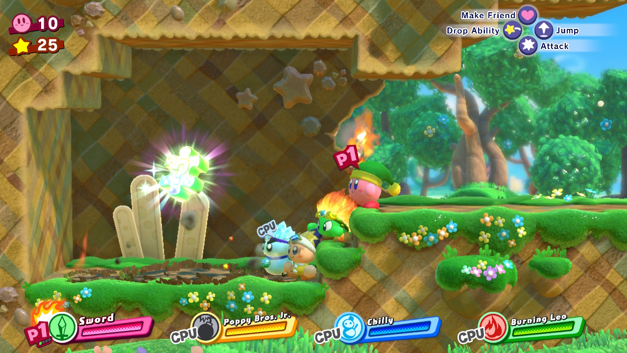 Kirby: Star Allies - All Picture Piece Locations | Collectibles ...