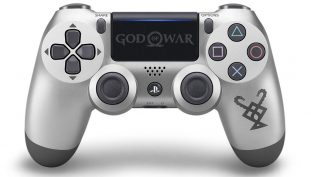 Sony Unveils Leviathan Gray God of War PS4 Pro Bundle