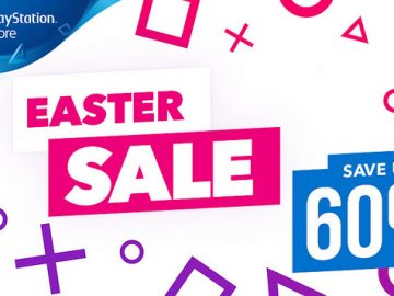 Massive Easter Sale Lands On The PS Store