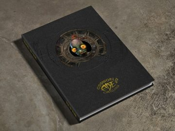 Eccentric 'Oddworld: Abe's Origins Book & Game' Package Already Funded