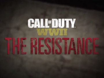 Call of Duty: WWII Resistance DLC Is Out Now For PC and Xbox One