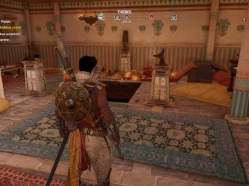 Assassin's Creed Origins: Curse of the Pharaohs DLC – How To Solve Every Puzzle