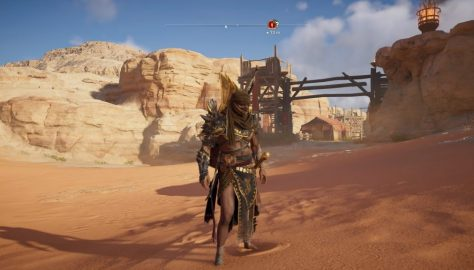 Assassin's Creed Origins: Curse of the Pharaohs DLC – How To Get The Best Armor | Serqet Carapace Armor