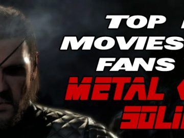 Top 10 Movies for Fans of Metal Gear Solid