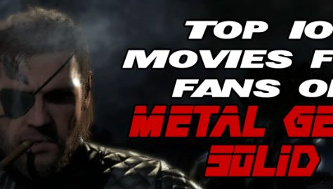 Movies Like Metal Gear Solid Games Banner