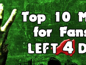 Top 10 Movies for Fans of Left 4 Dead