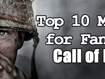 Top 10 Movies for Fans of Call of Duty