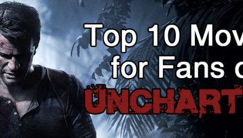 Uncharted Movies Banner