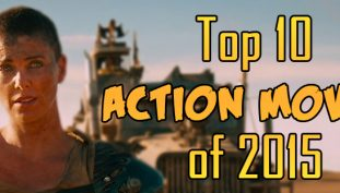 Top 10 Action Movies of 2015