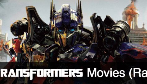 Transformers Movies Banner