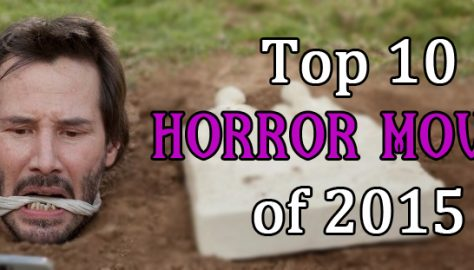 Horror Movies 2015 Banner