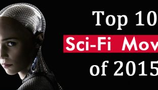 Top 10 Sci-Fi Movies of 2015