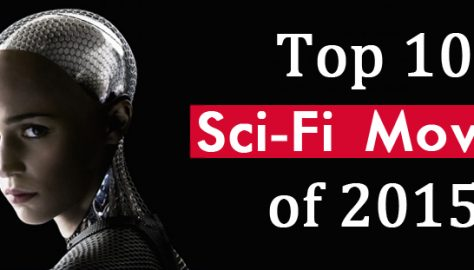 Sci-Fi Movies 2015 Banner
