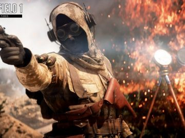 Battlefield 1: Apocalypse DLC – Check Out This Wind-Up Reload Easter Egg