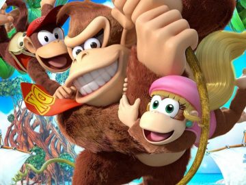 Donkey Kong: Tropical Freeze – All Puzzle Pieces, Secret Exits & Kong Letters | World 6: Donkey Kong Island