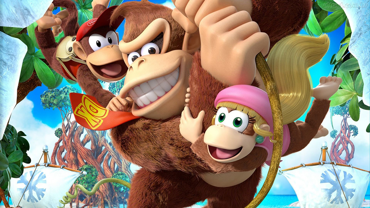 Donkey Kong: Tropical Freeze – All Puzzle Pieces, Secret Exits & Kong Letters | World 4: Sea Breeze Cove