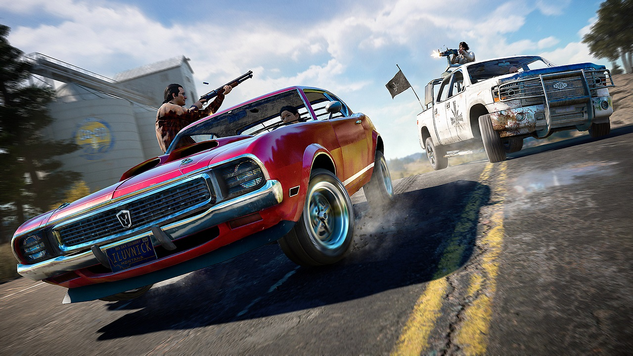Far Cry 5: How To Unlock The 1973 SSR Pygmalion | Secret Muscle Car Location