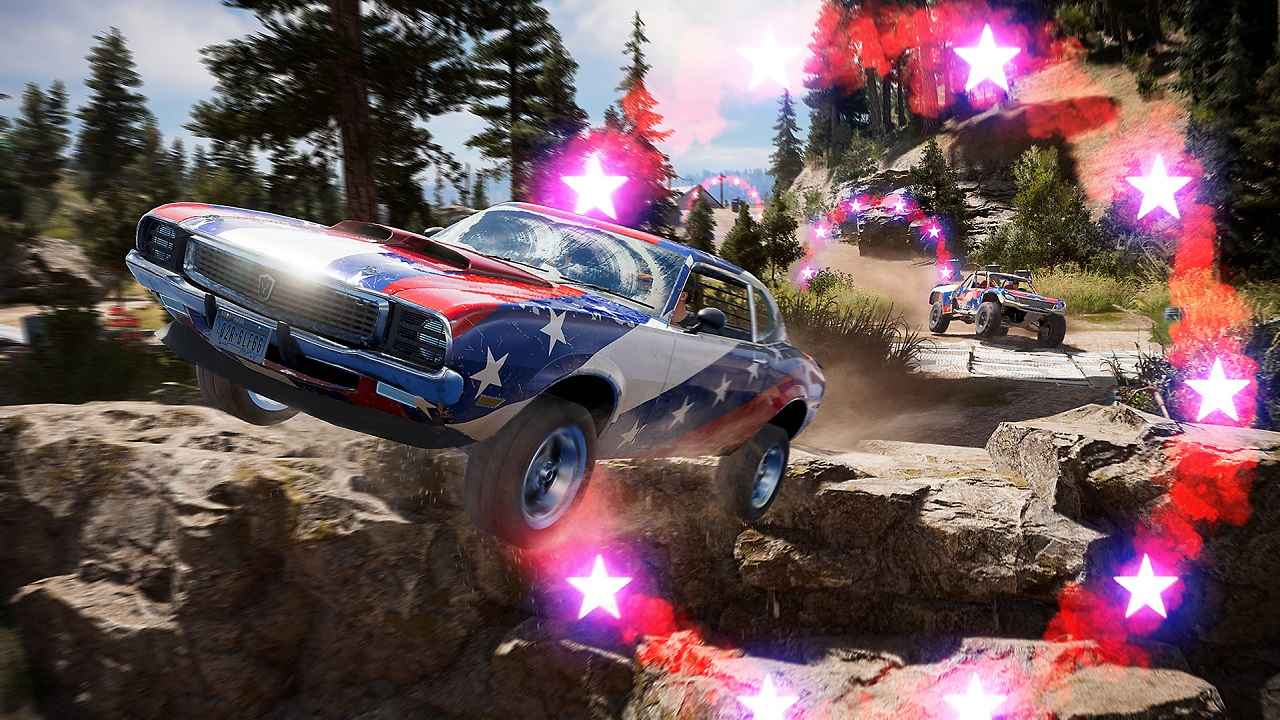 Far Cry 5 How To Earn Resistance Points Fast Campaign