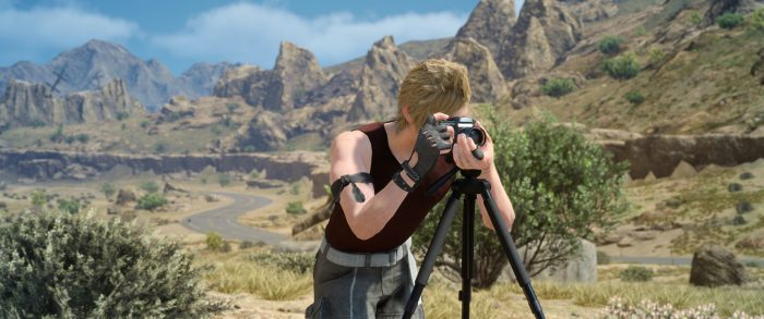 Final Fantasy 15: How To Convert & Use In-Game Photos on PC