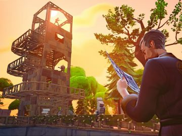 Fortnite Update 1.54 Reduces Load Times Significantly on Consoles; Performs