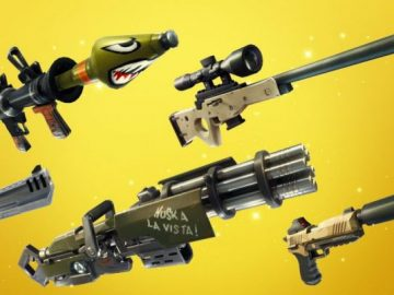 Fortnite: Battle Royale Solid Gold Event Comes To An End Today