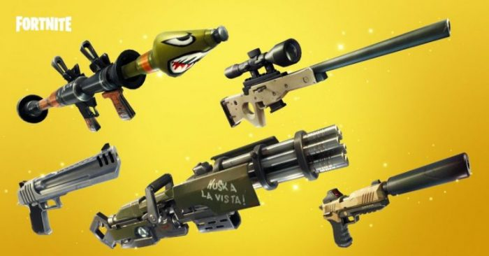 Fortnite Battle Royale Premieres New Teams of 20 Limited-Time Mode