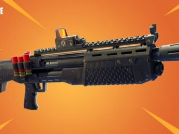 Fortnite: Battle Royale Introduces A Heavy Shotgun