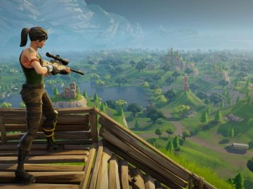 Fortnite Removes Guided Missles