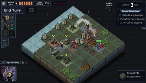 Into The Breach: An Easier Campaign Victory Guide | Custom Squad Build