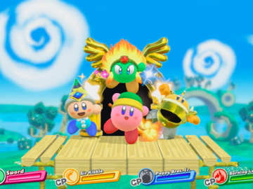 Kirby: Star Allies – Developer Rooms, HD Rumble Secrets & More  | Easter Eggs Guide