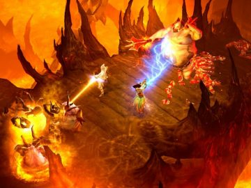 Diablo III Ain't Coming to Switch