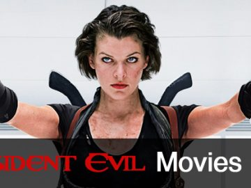 The Resident Evil Movies (Ranked)