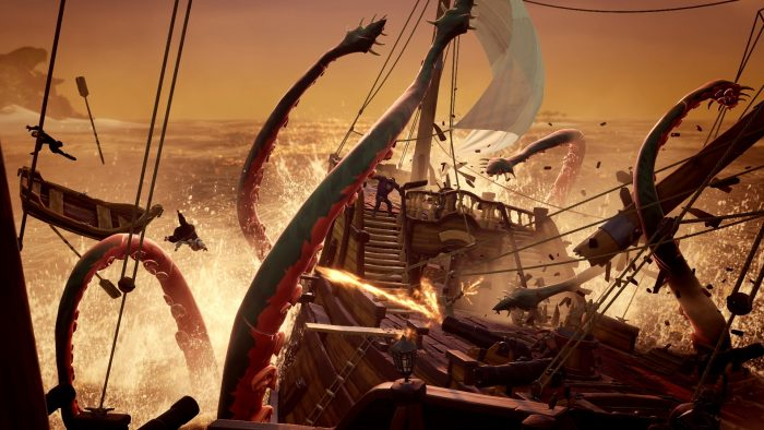 Sea of Thieves: How To Kill The Kraken | Giant Monster Guide