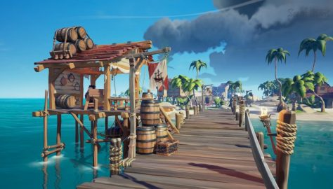 Sea of Thieves: How To Level Up Company Reputation | Promotions Guide