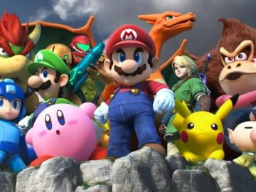 Super Smash Bros. Ultimate Runs At 60FPS Docked And Undocked