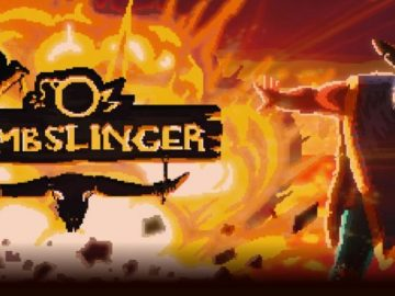 Spaghetti Western Blow 'em up 'Bombslinger' Coming to PC, Switch & XB1