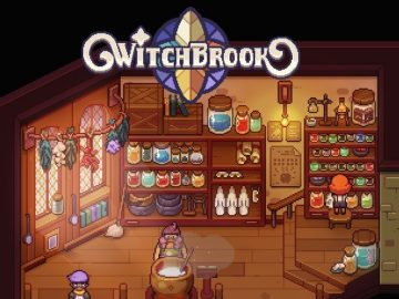 Chucklefish's Cauldron Turns Project Spellbound Into Witchbrook