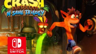 Nintendo Direct: Crash Bandicoot N. Sane Trilogy Makes the Switch