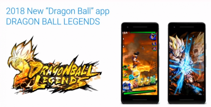 New Dragon Ball Fighting Game Revealed For Mobile