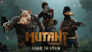 Funcom Announces Exotic Tactics Adventure Mutant Year Zero: Road to Eden