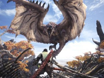 Monster Hunter World Update 2.01 Lands