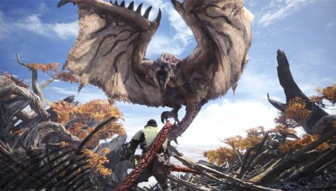 Monster Hunter World Title Update 5 Receives New Trailer, Set to Release This Week