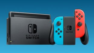 Nintendo Switch Adds Friendly Firmware Update