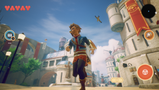 Oceanhorn 2: Knights of the Lost Realm Trailer Debuted at GDC