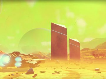No Man's Sky Embarks on Globe-Trotting Journey to Xbox One
