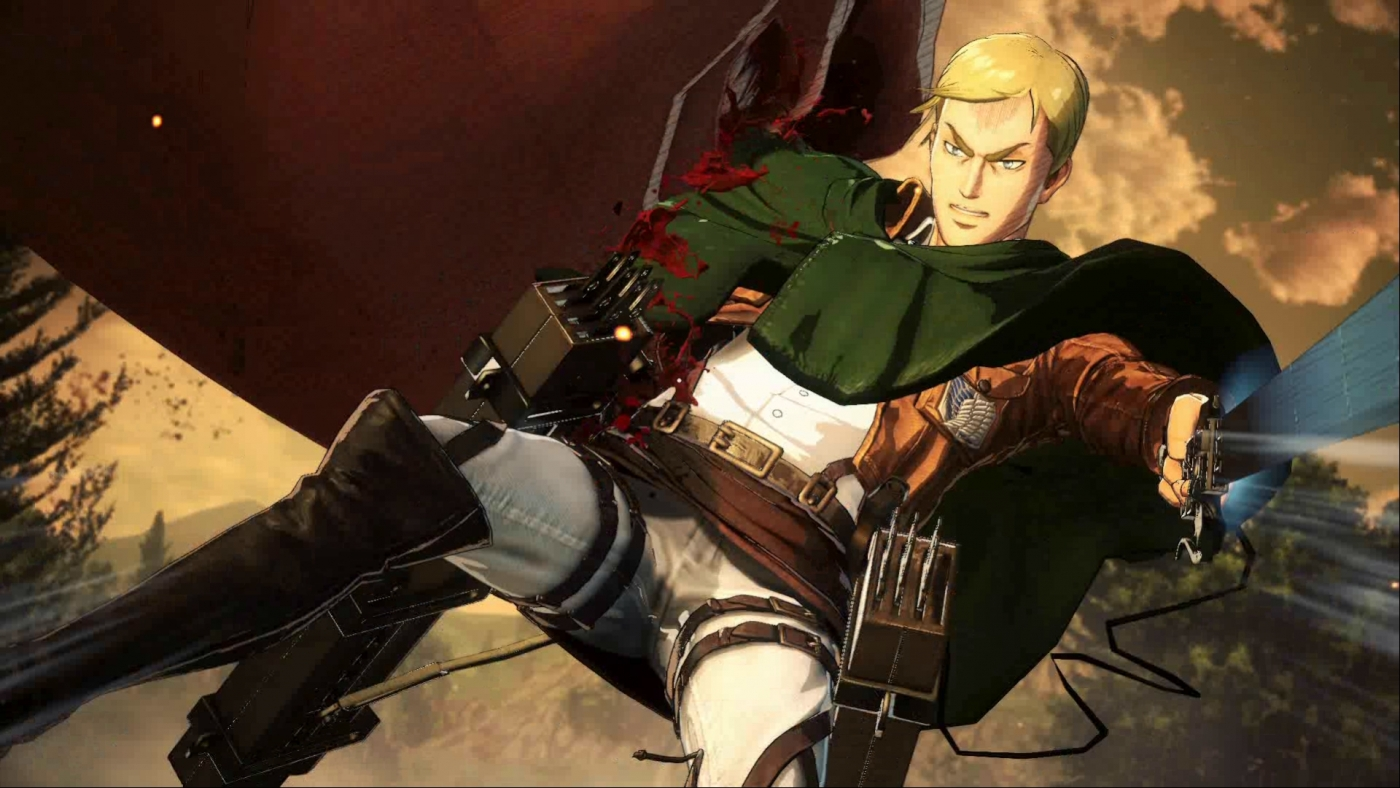 Attack on Titan 2: How To Level Up Relationships Fast   Gift Giving Guide