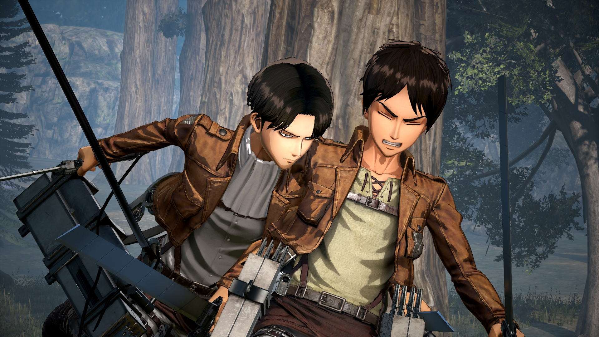 Attack On Titan 2 How To Save All Allies Game Guide Gameranx